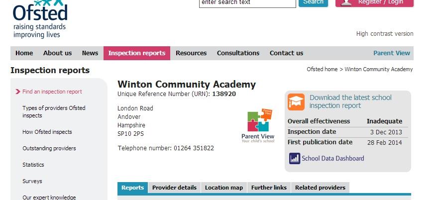 Winton Community Academy